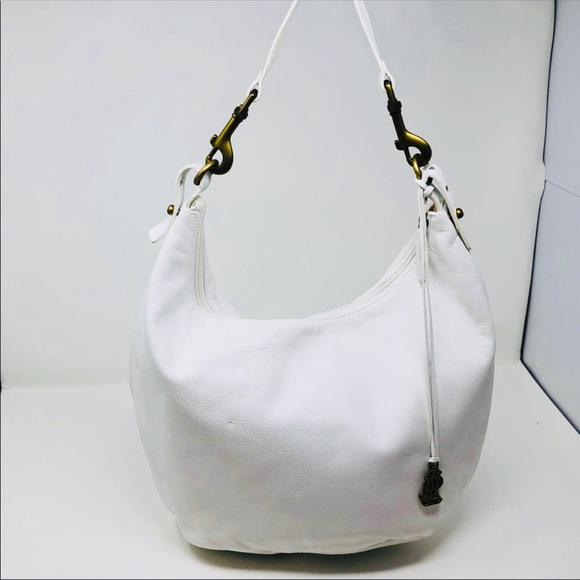 4821d93066f Lauren Ralph Lauren Bags   Ralph Lauren White Leather Purse   Poshmark